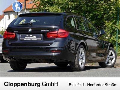 gebraucht BMW 330 daT xDrive Sportline Facelift Leas.o.Anz.549,-