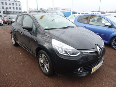 gebraucht Renault Clio IV TCe 90 LIMITED Deluxe Klimaautomatik