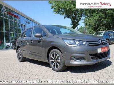 gebraucht Citroën C4 BlueHDi 120 Selection Navi Sitzheizung