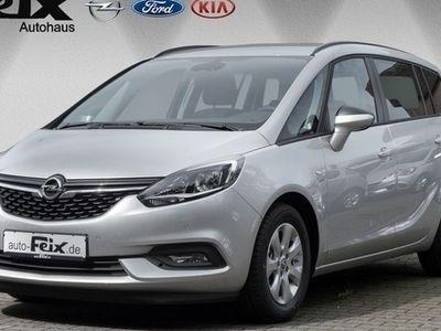 gebraucht Opel Zafira 1.4 Turbo Active Klimaautomatik PDC