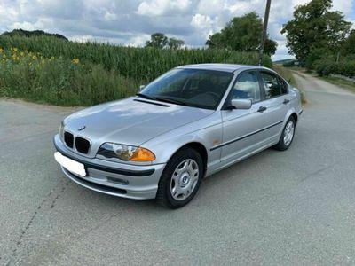 gebraucht BMW 318 E46 i Klimaautomatik E Fenster Tüv ...