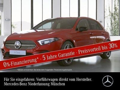 gebraucht Mercedes A200 AMG LED Night Kamera Spurhalt-Ass PTS Sitzh