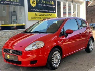 gebraucht Fiat Grande Punto 1.4 8V LPG-Gas Klima TÜV Neu