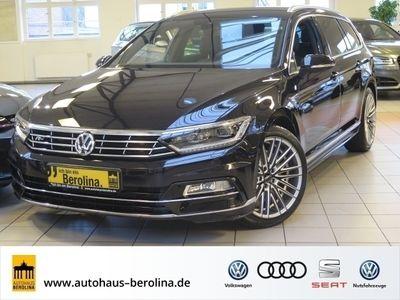 gebraucht VW Passat Variant 2.0 TSI 4M Highline DSG *ACC*AHK*