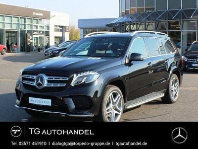 gebraucht Mercedes GLS350 d 4M 2x AMG Line DISTRONIC+COMAND+360°KAME
