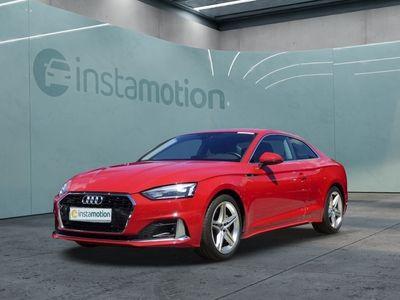 gebraucht Audi A5 A5Coupe 40 TDI qu NAVI+ LEDER 18 Advanced