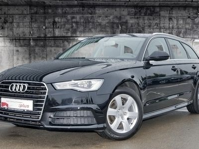 gebraucht Audi A6 Avant 2.0TDI EU6 S-trc Xen Navi CAM Einpark Sitzh