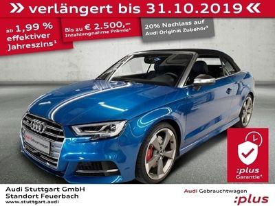 gebraucht Audi S3 Cabriolet TFSI quattro S tronic