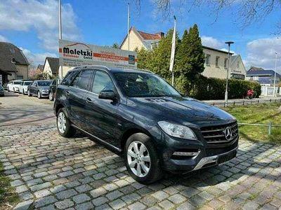 gebraucht Mercedes ML350 CDI BlueTEC 4Matic*Kamera*Comand*SHZ*TOP*