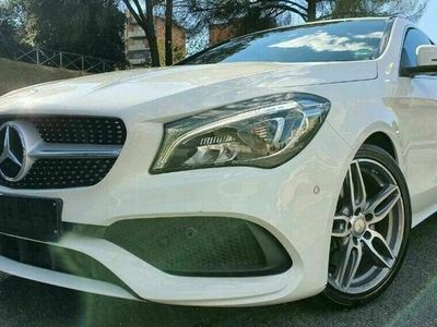 gebraucht Mercedes CLA220 2016 Amg Paket facelift automatik
