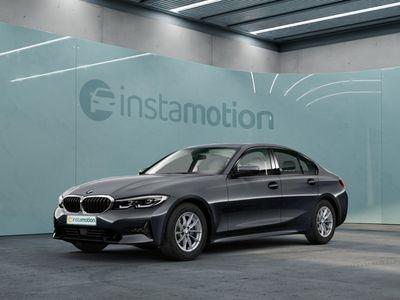 gebraucht BMW 320 320 d Limousine MX Sport Line mon.385- ohne Anz. HiFi DAB LED WLAN
