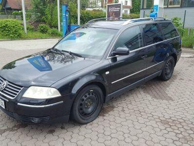 käytetty VW Passat Variant 2.5 TDI V6 4Motion Highline