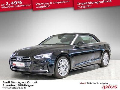 käytetty Audi A5 Cabriolet 2.0 TFSI qu sport S line Technology