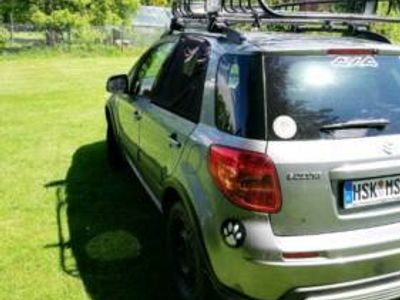 gebraucht Suzuki SX4 4x4