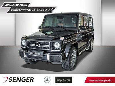 gebraucht Mercedes G63 AMG AMG+AUTOM+COMAND+KAMERA+STANDHEIZUNG+SHZ