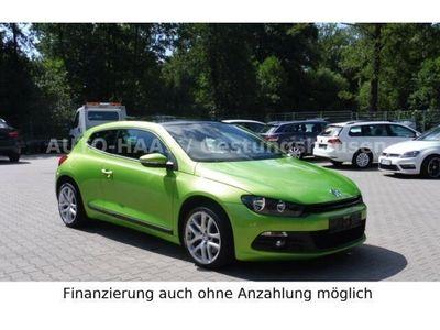 gebraucht VW Scirocco 1.4TSI 8xALU Shz T.Leder PDC Scheckheft