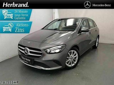 gebraucht Mercedes B250 4matic Progressive *LED Sitzheizung MBUX*