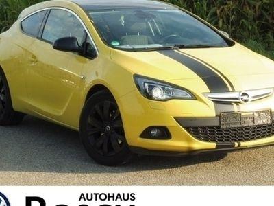 gebraucht Opel Astra GTC Astra J1.6 Turbo ecoFlex PDC Tempomat Navi