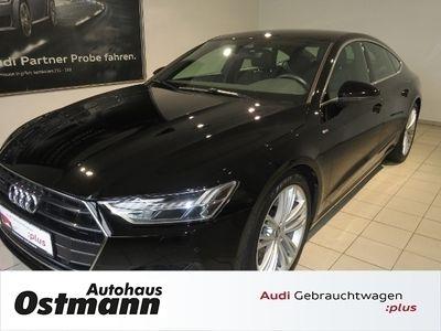gebraucht Audi A7 Sportback 45 TDI quattro Sitzh*Navi*LED*