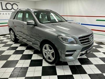 gebraucht Mercedes ML500 7G AMG Sport-Paket *ACTIVE CURVE SYSTEM*
