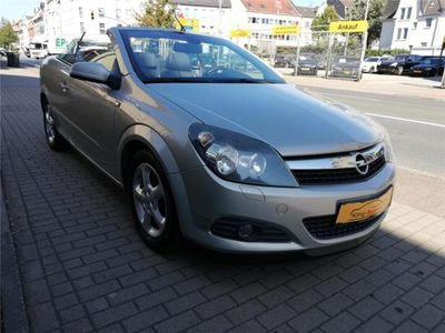 gebraucht Opel Astra Cabriolet Twin Top 1.9 CDTI Cosmo/ LEDER / NAVI
