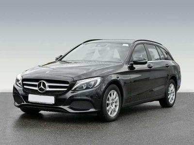 gebraucht Mercedes C200 T-Modell d G-Tronic Plus