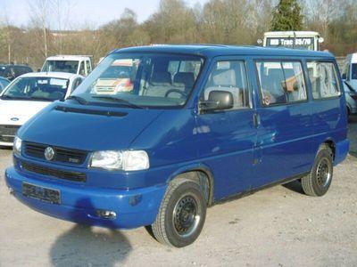 used VW T4 2.5 TDI Multivan/Camper=Bett=Klimaaut=Webasto