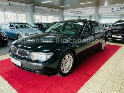 gebraucht BMW 735 i*gepflegter Zustand*viele Extras