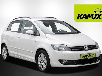 gebraucht VW Golf Plus 1.6 TDI DSG Life DPF BMT +AHK +Standheizung +2xPDC