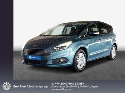 gebraucht Ford S-MAX 1.5 Eco Boost Start-Stopp Navi AHK LED