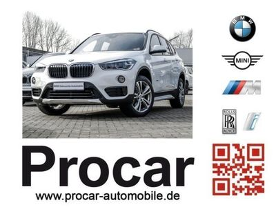 käytetty BMW X1 sDrive18d Sport Line