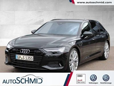 gebraucht Audi A6 Avant sport 50 TDI quattro 8-stufig tiptronic (Spo