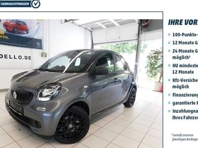 gebraucht Smart ForFour Electric Drive / passion/ Cool&Audio