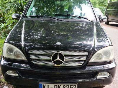 gebraucht Mercedes ML400 CDI