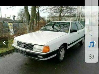 gebraucht Audi 100 C3 mit H Kennzeichen