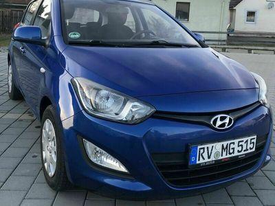 gebraucht Hyundai i20 Star Edition mit Garantie