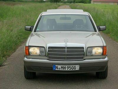 gebraucht Mercedes 300 SE ++ H-Kennz. ++ super gepflegt ++ 2. Hand