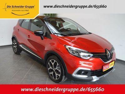 gebraucht Renault Captur 1.5 dCi110 Intens Navi DAB LED PDC hinten