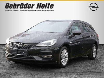 gebraucht Opel Astra Sports Tourer 1.2 Turbo 120 Jahre SHZ NAVI