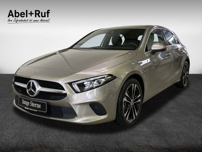 gebraucht Mercedes A180 Progressive+MBUX+SHZ+Kamera+LED+AHK+PDC