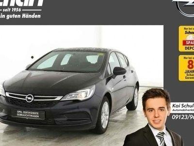 käytetty Opel Astra Edition IntelliLink Klima PDC