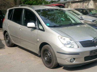 gebraucht Toyota Corolla Verso 1.8 Benziner