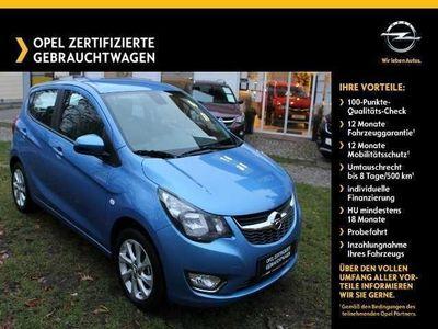 gebraucht Opel Karl Innov.1.0 ,Klimaautom,USB,MP3,Allwetter