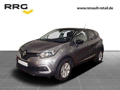 gebraucht Renault Captur 1.2 TCe 120 LIMITED Navi, Klimaautomatik, Einpark