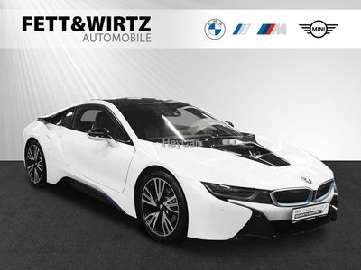 gebraucht BMW i8 Coupe 20'' HUD HK NaviProf. LED SHZ DA