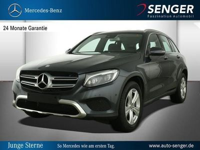 gebraucht Mercedes GLC220 d 4MATIC Park-Assist AHK ILS-LED