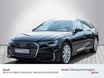 gebraucht Audi A6 Avant 50 TDI quattro S line tiptronic *B&O*