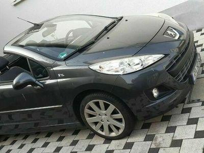 gebraucht Peugeot 207 CC 120 VTi Allure