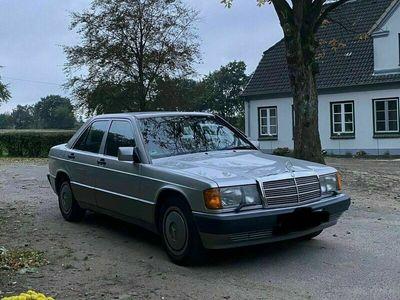 gebraucht Mercedes 190 Mercedes Ew201
