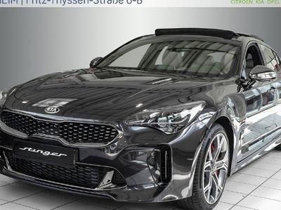 "gebraucht Kia Stinger 3.3 V6 T-GDI 4WD ""GT"" + Leder + Glasdach"